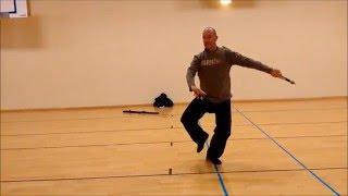 Forme épée Tai Chi Yang
