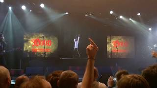 Dio Returns - Heaven And Hell/Man on The Silver Mountain (Hologram) (Warsaw, Poland)