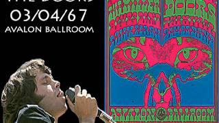 The Doors - Moonlight Drive LIVE @ Avalon Ballroom 1967
