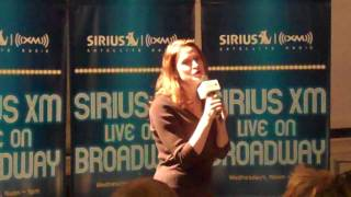 "Christiane Noll - ""Mr. Paganini"" - Sirius XM Live On Broadway"