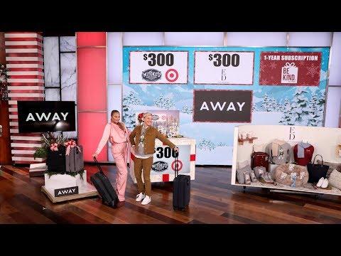 Chrissy Teigen & Ellen Share Their Favorite Things for Day 7 of 12 Days!