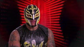 WWE 2K19: WWE Superstars Talk Rey Mysterio