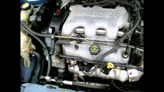 3400 GM Engine 3.4 Liter Motor Explanation And Discussion