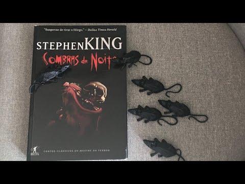Sombras da Noite de Stephen King e Histórias reais sobre Vampiros