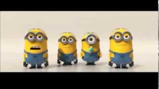 Minions   Banana Song Full Song)