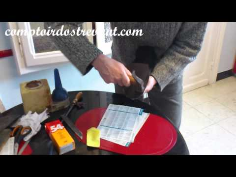 comment reparer chaussures