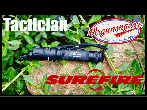Surefire Tactician 800 Lumen Flashlight Review: Best Tactical EDC Light?