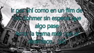 JORGE DREXLER - LA TRAMA Y EL DESENLACE - LETRA