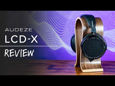 Audeze LCD-X Planar Magnetic Headphone Review