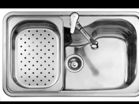 Tarjas Teka para Cocina - Fregaderos Teka - Acero Inoxidable - Empotrar - Sobreponer