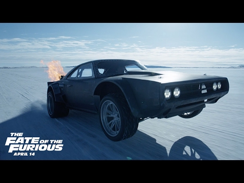 The Fate of the Furious (Super Bowl Spot)