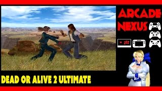 Dead or Alive 2 Ultimate - Stage - Prairie