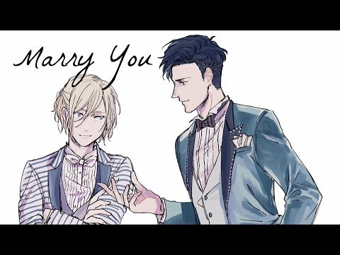 Otabek x Yuri *Marry You*