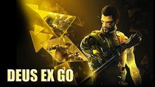 Deus Ex GO - обзор мобильной игры для Андроид и iOS