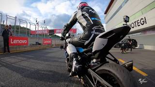 A lap of Twin Ring Motegi with Simon Crafar and GoPro™