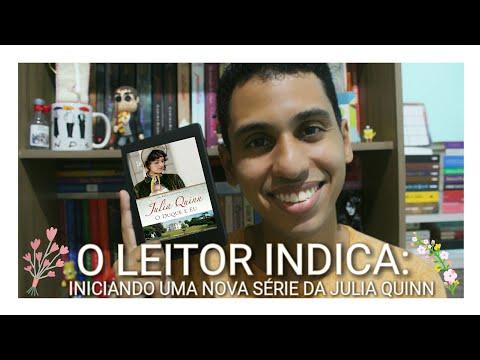 O DUQUE E EU • JULIA QUINN | O LEITOR INDICA... #1 | PARTE 2 | CARPE DIEM LITER�RIO