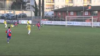 preview picture of video '18° Giornata Serie D 2014/2015: Aurora Seriate - Ciliverghe'
