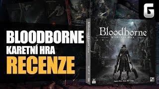 Bloodborne - videorecenze karetní hry