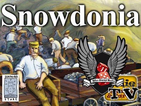 Who Dares Rolls TV - Celebrates Snowdonia's 5th Birthday