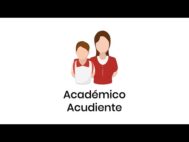 Gnosoft Académico V3 - Acudiente y Estudiante