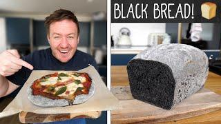 DIY Black Bread Recipe