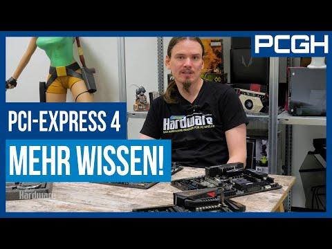 PCI-Express 4.0 im Vergleich zu PCI-Express 3.0 | Grundlagenwissen