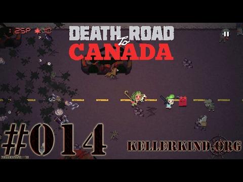Death Road to Canada #14 – Speedy der Krieger ★ We play Death Road to Canada [HD|60FPS]