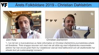 Årets Folkbildare 2019 – Christian Dahlström