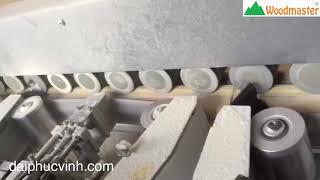 Máy Chà Nhám Cạnh Tự Động Chà Nhám Profile | Máy Chà Nhám Cạnh | Đại Phúc Vinh CNC