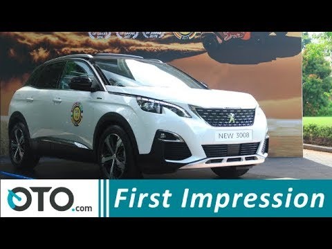Peugeot 3008 2018 | First Impression | OTO.com