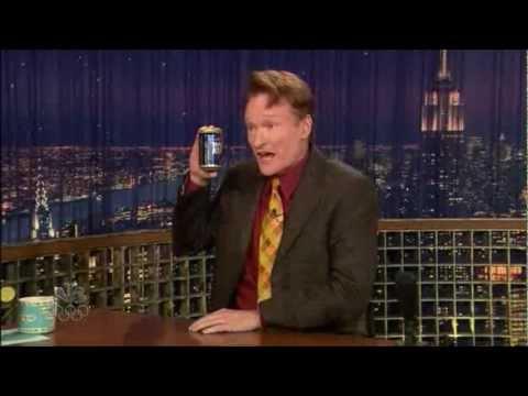 Download Conan O'Brien drinks Lapin Kulta (Finnish beer) HD Mp4 3GP Video and MP3