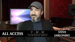 All Access: Steve Jablonsky