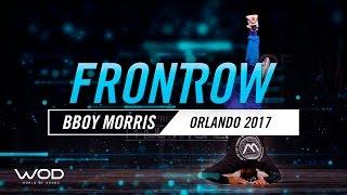 Bboy Morris | FrontRow | World of Dance Orlando 2017 | #WODFL17
