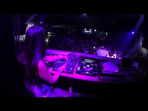 Fatima Hajji  @ Wow Club - Phrenetic on Tour (Granada) 23 05 2015