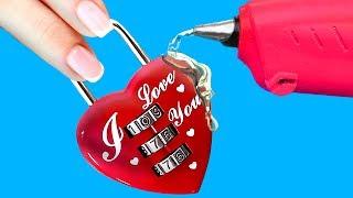 10 идей романтических подарков своими руками