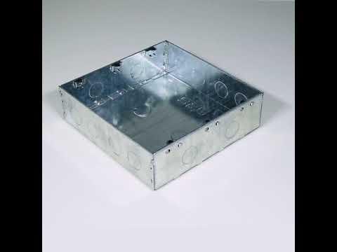 8x8 ,18 M S&G MS Switch Modular Box