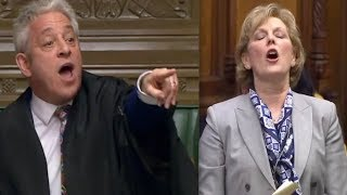 """BREXIT CHAOS & SHOUTING: """"I can SHOUT as loudly as anyone"""" - MP Anna Soubry"""