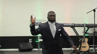 The Vision And  The  frustration Stage - Prince Chikezie