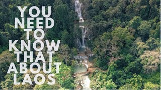 LAOS KNOW BEFORE YOU GO TRAVEL GUIDE