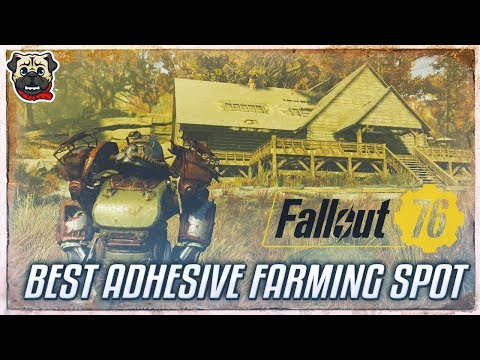 Fallout 76 Adhesive Farming Guide With Chance Of Rare Weapon