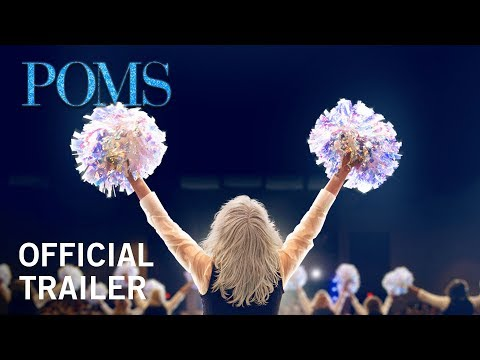 POMS: Never too old to be a cheerleader