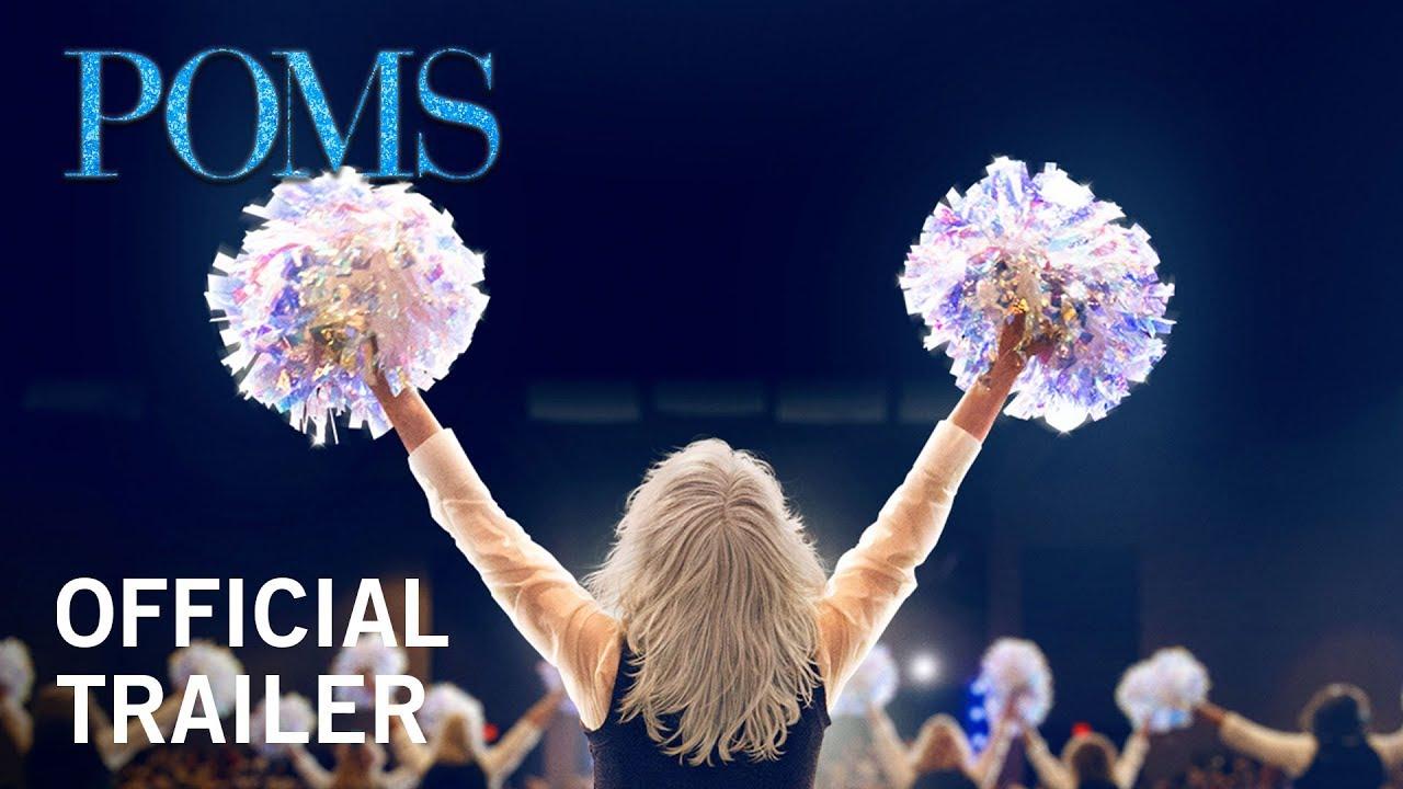 Trailer för Poms - dansa för livet