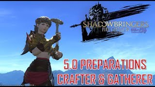 FFXIV: 5 Things to do before Shadowbringers! Prepping for