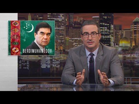 Gurbanguly Berdimuhamedov - Last Week Tonight