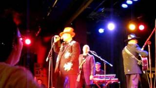 Boy George Up close & personal 27 dec.2009..last song