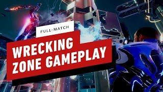 Wrecking Zone Multiplayer Full-Match Gameplay