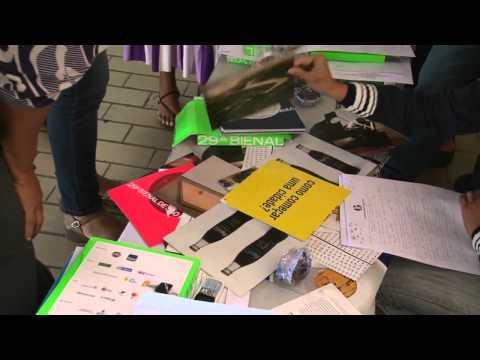 #29bienal (Ações educativas) Formação de professores e educadores sociais