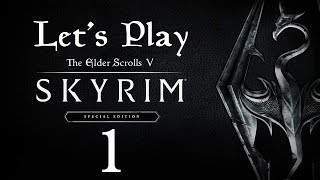 Let's Play Skyrim Special Edition - Episode 1