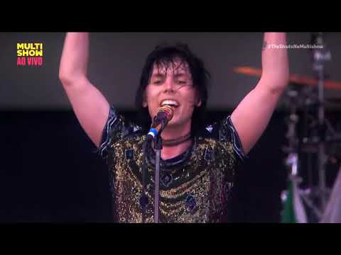 The Struts - In Love With A Camera | São Paulo, Brazil
