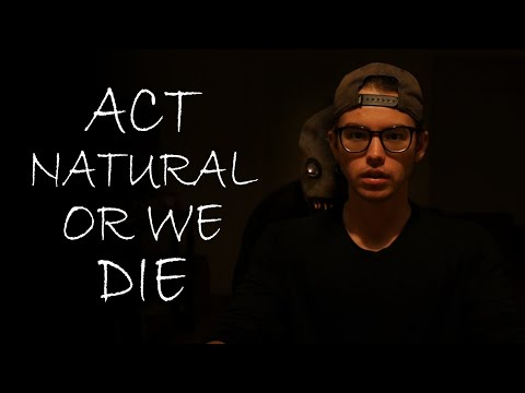 I made a Horror Short Film about a creature you have to ignore at all times